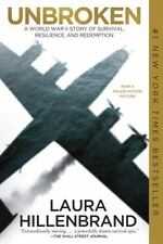 Unbroken (Movie Tie-in Edition): A World War II Story of Survival, Resilience,
