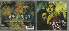 Paradise Lost - Icon (CD, Oct-1993, Metallo Lama)