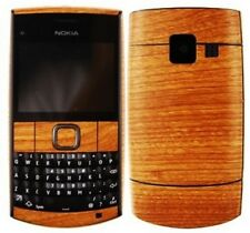 Skinomi Light Wood Full Body Skin+Screen Protector Cover for Nokia X2 T-Mobile