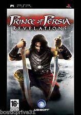 Jeu pour PSP - Prince of Persia Revelations