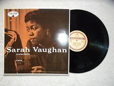 """LP SARAH VAUGHAN """"Sarah Vaughan"""" EMARCY 6372 478 FRANCE §"""