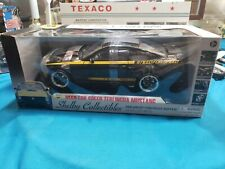 SHELBY COLLECTIBLES 1/18 2008 SHELBY TERLINGUA MUSTANG BEAUTIFUL VERY NICE CAR