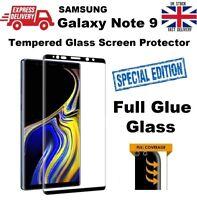 Full Glue Screen Gorilla Tempered Glass Screen Protector Samsung Galaxy Note 9