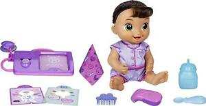 """Baby Alive Lulu Achoo Doll12"""" Interactive Doctor Play Toy with Lights & Sounds"""