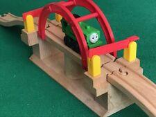 Rotazione Swing Bridge per THOMAS & treno in legno Railway Friends MOTORE BRIO Set
