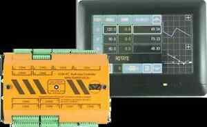 """CNC 4 AXIS PRESS BRAKE CNC CONTROL WITH 10.2"""" OPERATOR INTERFACE TOUCHSCREEN"""