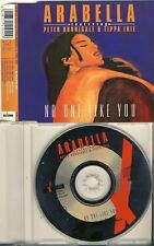 Arabella feat. Peter hunnigale & TIPPA Irie-No One Like You 5 TRK CD MAXI'94