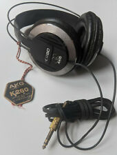 cuffie AKG K 260 Stereo Headphones 2 x 600 ohms made in Austria Vintage