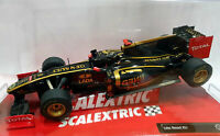 Renault Lotus F1 Scalextric 1/32 Ref. A10040S300