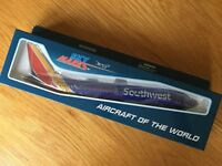 SOUTHWEST Airlines Boeing 737-Max8 Large Solid Model 737 BIG with Wi-Fi Dome SKR