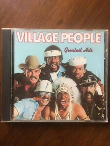 Village People Greatest Hits CD - 1988, Rhino
