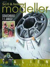 Sci-Fi & Fantasy Modeller #37 TIE Fighter/Bomber, Galactica, Alien, Bladerunner