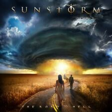 JOE LYNN TURNER'S SUNSTORM The Road To Hell CD 2018 Melodic Hard Rock / Metal