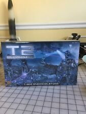 Pegasus T2 Judgement Day T-800 Endoskeletons Plastic Model Kit