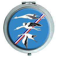 "Escadron de Chasse 01-002 ""Cigognes"" (French Air Force) Compact Mirror"