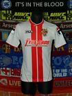 4.5 Stevenage FC adults XLJ XS 2013 football shirt jersey trikot soccer