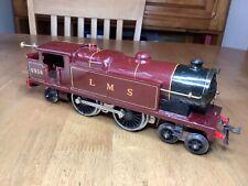 Hornby O Gauge Clockwork No.2 Special LMS  4-4-2 Tank Locomotive 6954 restored