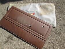 Pannello porta interno sinistro 7503089 Fiat 127 colore marrone  [214.16]