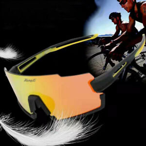 New wind proof glasses polarized riding Sunglasses outdoor sports glasses