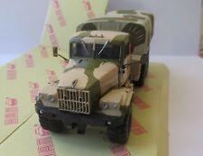 "1:43 Kraz 255B ""bigfoot"" military truck NASH AVTOPROM"