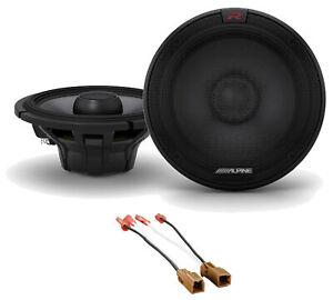 """Alpine R Front Door 6.5"""" Speaker Replacement Kit For 2007-2012 Nissan Altima"""