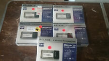 New Sealed BELKIN F5D8013 N  MIMO WIRELESS PCMCIA NOTEBOOK CARD factory sea