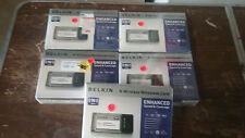 New Sealed BELKIN F5D8013 N  MIMO WIRELESS PCMCIA NOTEBOOK CARD factory sealed