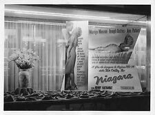 FOTOGRAFIA,VINTAGE,Marilyn Monroe NIAGARA,1953,CINEMA ARENA DEL SOLE BOLOGNA,