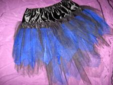 Unbranded Satin Patternless Fishtail Skirts for Women