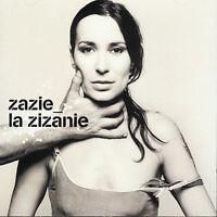 Zazie : La Zizainie (CD) W or W/O CASE EXPEDITED includes CASE