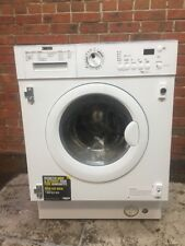 ZANUSSI INTERGRATED 7 KG 1200 SPIN WAHING MACHINE, NEW MANUFACTURES WARRANTY.