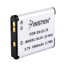 Replacement Battery EN-EL19 for Nikon Coolpix S2500 S3100 S4100 S3300 S4300