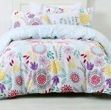 Kids House Bohemian Floral Double Quilt Cover