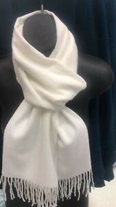 Winter Warm Cashmere Feel Scarf Scottish Tartan Striped Plaid Checked Men Women