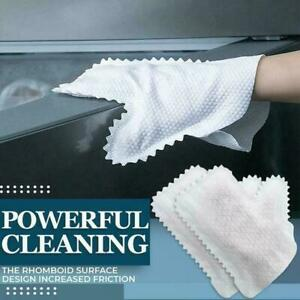 Fish Scale Cleaning Duster Gloves,disposable non-woven cleaning gloves 10/20 pcs