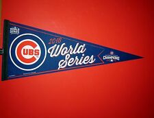 2016 Chicago Cubs National League Champions MLB Baseball Pennant
