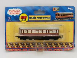 ERTL COLLECTION THOMAS & FRIENDS ISABEL AUTO COACH NEW IN PACKAGE