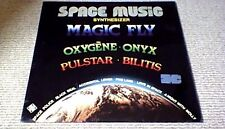 SPACE MUSIC MAGIC FLY 1st GER LP 1977 DISCO SYNTH FUNK BREAKS Roland Romanelli