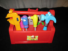 DISNEY HANDY MANNY SINGING DANCING TOOLBOX