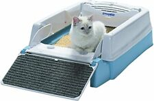 LitterMaid LME5500 Automatic Cat Litter Tray Clumping Litter Box  Self Cleaning