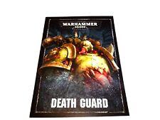 Warhammer 40K Dark Imperium Nurgle Death Guard Mini-Codex