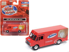 "1990 GMC DELIVERY STEP VAN ""HOSTESS"" 1/87 (HO) MODEL CLASSIC METAL WORKS 30542"