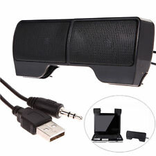 Mini USB Power Stereo Speaker System for Computer Laptop PC Desktop Notebook Hot