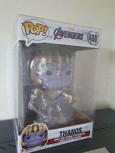 """Official Marvel POP Funko Avengers Endgame Thanos 10"""" Vinyl Figure"""