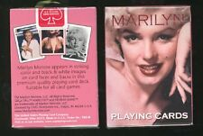 Marilyn Monroe Playing Cards Pink Collector's Deck by Bicycle