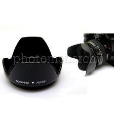 Paraluce UNIVERSALE a PETALO - 52 mm Canon Nikon Sigma Tamron Sony Pentax - 52mm