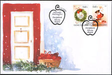 Finland FDC 2009,  Christmas (2),  Mint
