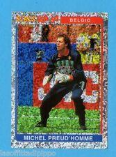 PANINI SUPERCALCIO 1994/95-Figurina n.217- PREUD'HOMME - Fig.STARS USA '94 -NEW