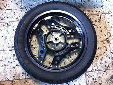 Felge Hinterrad mit Reifen Metzeler Lasertec 4mm Honda CBX 750 F