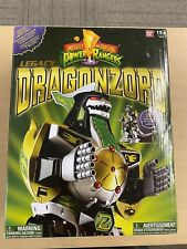 Mighty Morphin Power Rangers Legacy Dragonzord Diecast MMPR Action Figure Hands